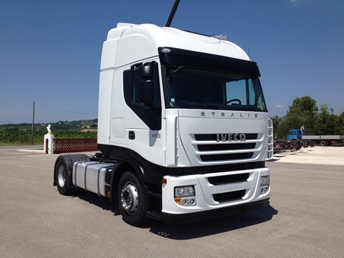 IVECO STRALIS AS450 - ANNO 2010
