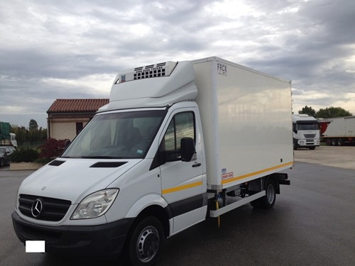Mercedes sprinter 515 frigo
